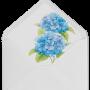 Hortensias Azules