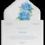 Coleccion hortensias azules #4